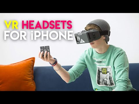 10 Best VR Headsets 2019 For iPhone