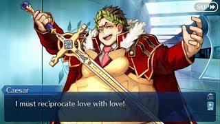 Gaius Julius Caesar  - (Fate/Grand Order) - [FGO NA] ~ Valentine's Return Gift: Caesar (w/Voice Sync)