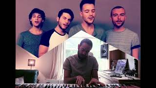 New Rules   Dua Lipa (George Holliday Piano Cover Feat. Aula39 Official)