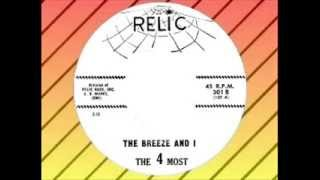 The 4 Most - The Breeze And I (RELIC 501/ MILO 107)