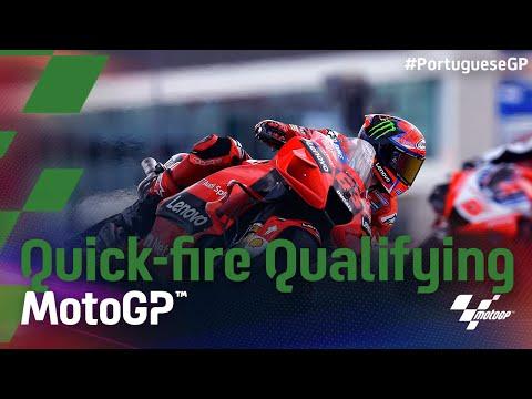 ファビオがポールポジション! MotoGP 2021 第3戦ポルトガルGP 予選のハイライト動画