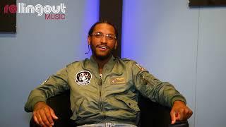 RB singer Lloyd shares how fatherhood has changed him