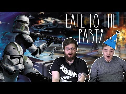 Let's Play Star Wars Battlefront 2 (2005) - Late to the Party