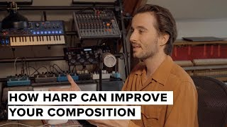 How Harp Can Improve Your Composition