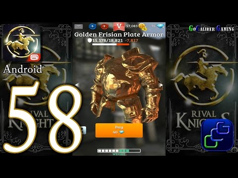 Rival Knights Android Walkthrough - Part 58 - League V Update Completed