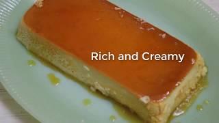 Cream Cheese Pudding|Cream Cheese Flan Recipe|Cheesecake Flan Recipe