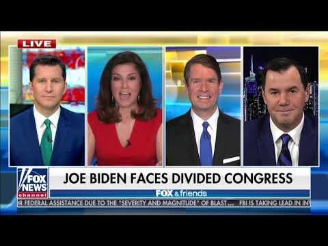 Fox News Says Biden Isn't A Centrist (Then Admits He's A Centrist)