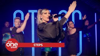 Steps - What The Future Holds (Live on The One Show)