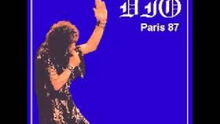 Dio - Night People Live In Paris 1987