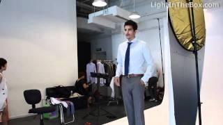 Mens Formal Wear Fashion Shoot From LightInTheBox
