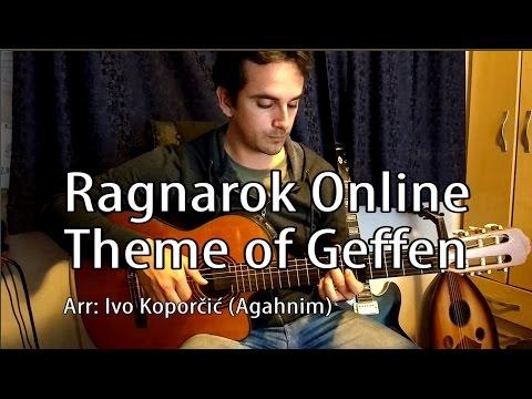 Ragnarok Online - Theme of Geffen (Guitar Arrangement)