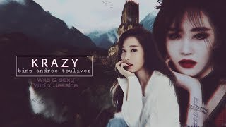 [FMV] YulSic - Krazy | Binz x Andree x Touliver | Special gift