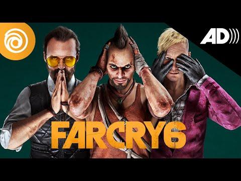 Devenez Vaas, Pagan et Joseph dans Far Cry 6 de Far Cry 6