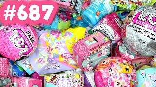 Random Blind Bag Box #687 - Calico Critters, Disney Doorables, Smooshy Mushy, Zuru 5 Surprise