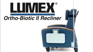 Lumex® Ortho-Biotic II Clinical Care Recliner-Series FR597 Youtube Video Link