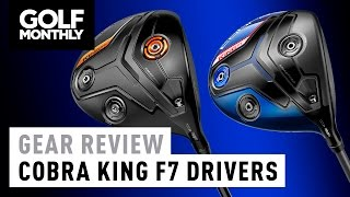 Cobra King F7 Drivers Review By Golf Monthly