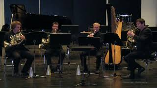 Rainer Bartl, Hornquartett, 1. u. 2. Satz  /  Horn Quartet, 1st & 2nd Movement