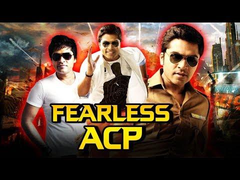 Fearless ACP 2019 Tamil Hindi Dubbed Full Movie | Silambarasan, Manjima