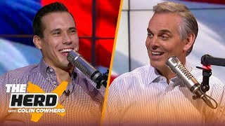Ohio State been most complete team all year, Browns offense has struggled — Brady Quinn | THE HERD