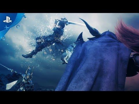 DISSIDIA FINAL FANTASY NT – Jump Festa Trailer | PS4 thumbnail