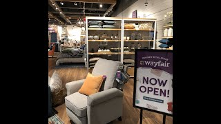 First look inside new Wayfair retail store at Natick Mall