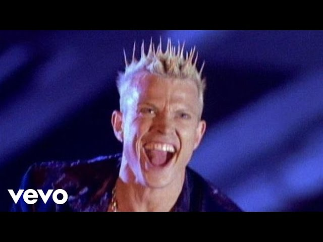 Shock To The System - Billy Idol
