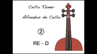 Cello Tuner - Afinador de Cello