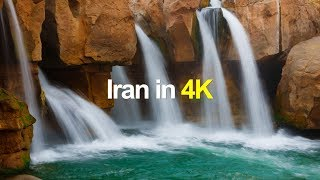 Iran in 4K : Land of Thousands of Waterfalls