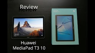 Review Huawei MediaPad T3 10