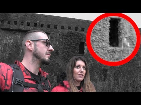 Real Ghost Caught On Camera At Haunted Civil War Fort