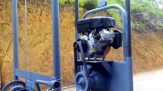 Perfuratriz #02 Maquina De Furar Poços Semi-artesiano