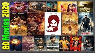 80 Upcoming Bollywood Movies of 2020 | 2020 Indian Upcoming Movie List | High Expectations Movies