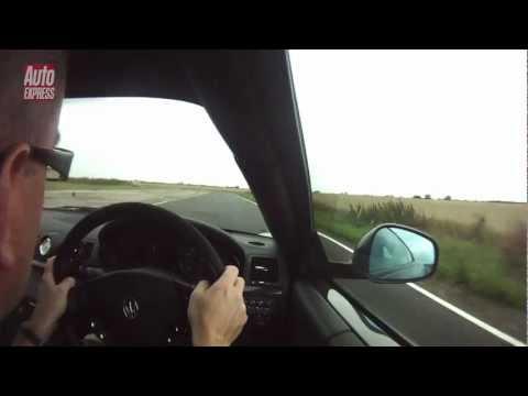 Maserati MC Stradale track test – Auto Express