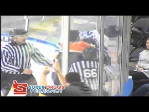 Corey Fulton vs Daniel Sobotka