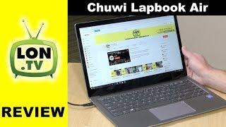 "Chuwi Lapbook Air Review - 14.1"" IPS 1080p Apollo Lake Fanless Windows Laptop"