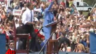 Barack Obama Elected 44th U.S. President