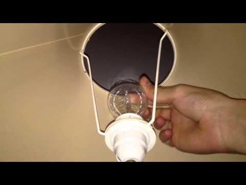 comment nettoyer abat jour de lampe