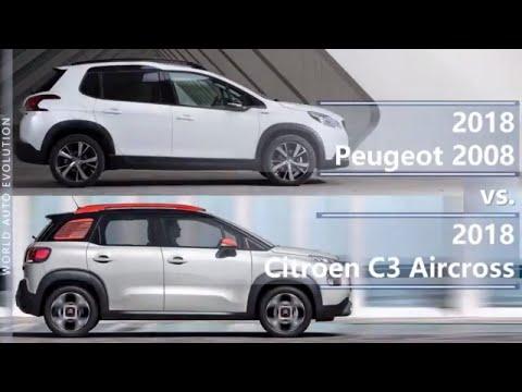 Peugeot  2008 Паркетник класса J - тест-драйв 8