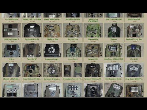 Die besten 10 Wildkameras - Nachtrag zum Video