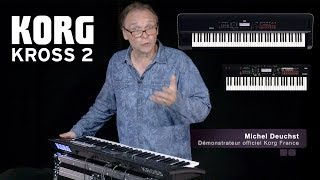 Korg KROSS2-61-GB - Video