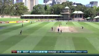 Queensland win one-day epic