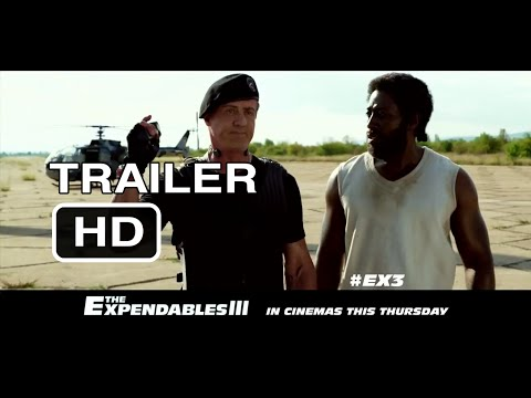The Expendables 3 TV Spot 'High Tech'