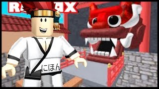 Ninja Training Obby | Roblox