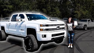 SHE GOT THIS DURAMAX FOR $30! 🤯