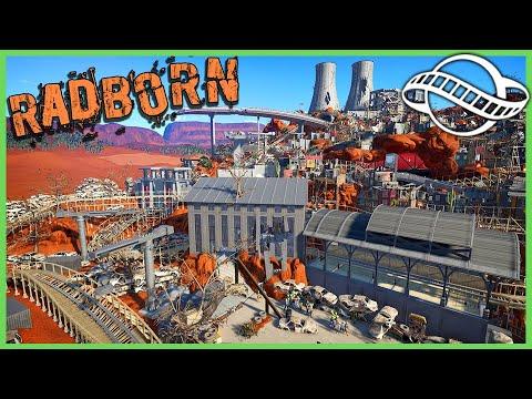 Radborn Redemption! Park Spotlight 219: Planet Coaster