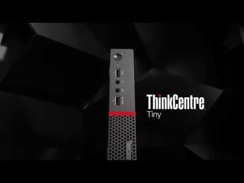 Lenovo ThinkCentre M75q-1 (AMD Ryzen 5 Pro 3400GE, 16Go, 512Go, SSD)