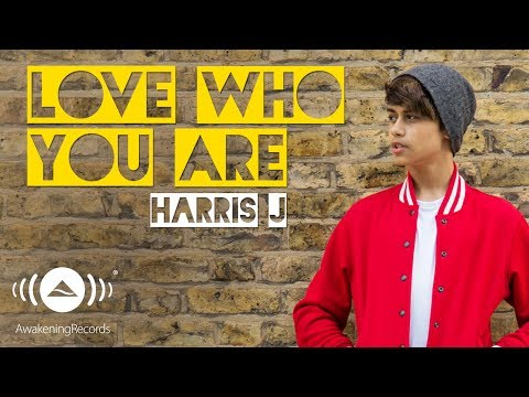 Harris J - Love Who You Are