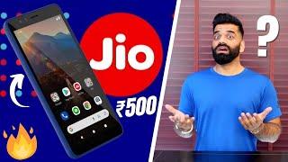 ₹500 JioPhone Next 4G SmartPhone🔥🔥🔥