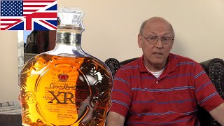 Whisky Review/Tasting: Crown Royal XR