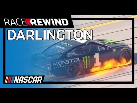 NASCAR レベル400 (ダーリントン・レースウェイ)ハイライト動画